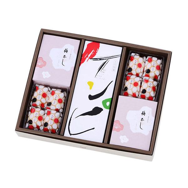 画像1: 土佐銘菓抄 元祖ケンピ5袋(またはケンピバラエティ5袋)、長尾鶏の玉子8個、梅不し12個